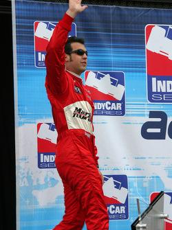 Drivers presentation: Helio Castroneves