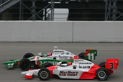 Tony Kanaan et Helio Castroneves