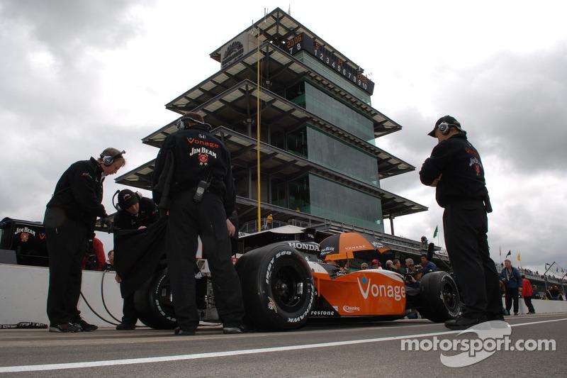 La voiture numéro 1 de Michael Andretti