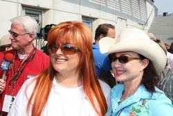 Wynonna and Naomi Judd