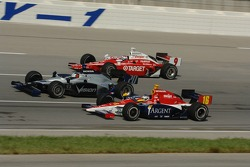 Danica Patrick, Ed Carpenter and Scott Dixon