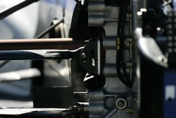 Detail of the Andretti Green Racing Dallara