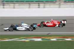 Ed Carpenter et Scott Dixon