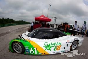 #61 AIM Autosport BMW Riley: Burt Frisselle, Mark Wilkins