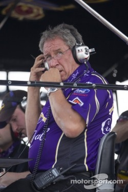Jim Fenning, crew chief for Matt Kenseth, Roush Fenway Racing Ford