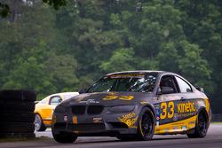 #33 Kinetic Motorsports BMW M3 Coupe: Jade Buford, Bryan Sellers