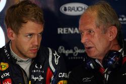 Sebastian Vettel, Red Bull Racing, Helmut Marko, Red Bull Racing, Red Bull Advisor