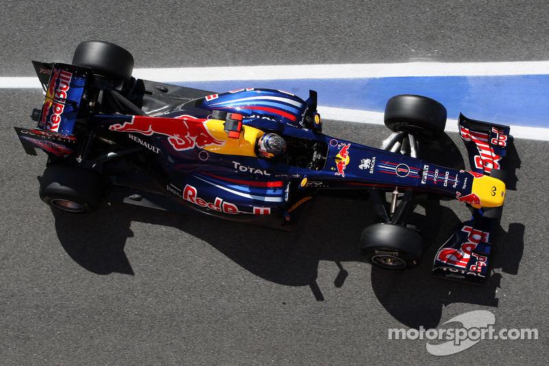 #13 Red Bull RB7 (2011)