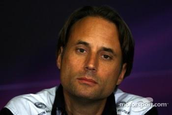 Adam Parr, CEO Williams