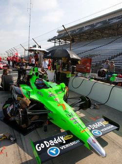 Даніка Патрік, Andretti Autosport