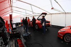 #64 Algar Ferrari Ferrari F430 Challenge: Frank Fusillo