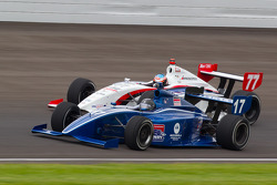 Rusty Mitchell, Team E and Bryan Clauson, Sam Schmidt Motorsports