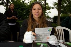Simona de Silvestro, Nuclear Clean Air Energy HVM Racing