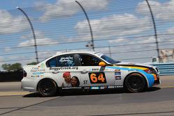 #64 TGM BMW 328i: Shawn Dewey, Ted Giovanis