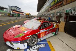 #61 AF Corse Ferrari F430