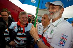 Jacques Nicolet and Henri Pescarolo