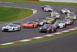 GT1 World championship silverstone start