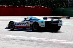#23 Nissan R88C: Christophe Roche, Martin O'Connell
