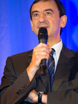 ACO press conference: ACO vice-president Pierre Fillion