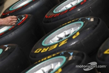 Pirelli allocated the Soft (yellow) and Supersoft (red) for the Hungarian GP