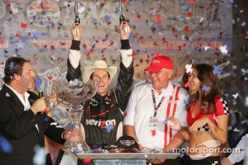 Will Power, Team Penske celebrates
