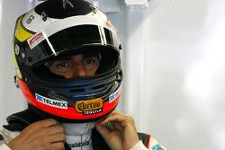 Pedro de la Rosa, Sauber F1 Team
