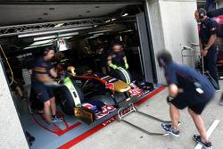 Jaime Alguersuari, Scuderia Toro Rosso