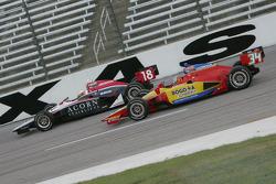 James Jakes, Dale Coyne Racing, Sebastian Saavedra, Conquest Racing