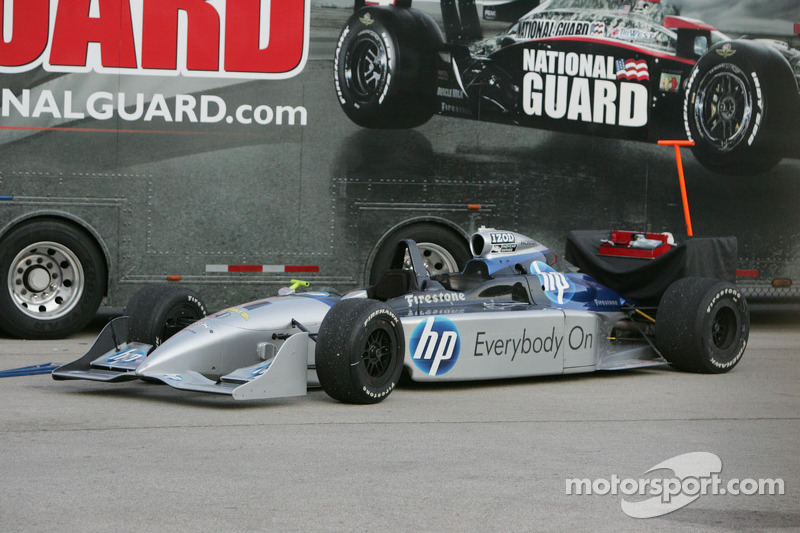 Indycar Two-seater