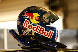 Rick Kelly's helmet
