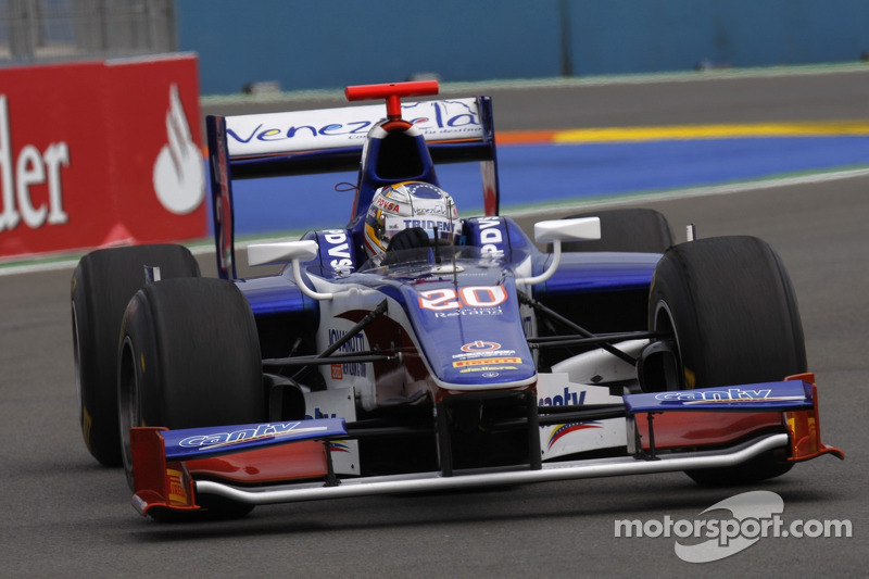Rodolfo Gonzalez, Trident Racing