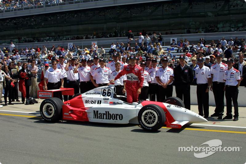 Gil de Ferran and Penske Racing