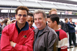 Antonio Sabato Jr and John Walsh
