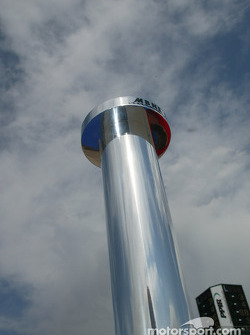 The Pole Award for the Radisson Indy 225