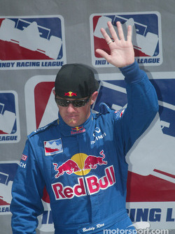 Drivers' presentation: Buddy Rice