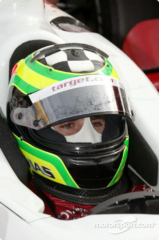 Tomas Scheckter