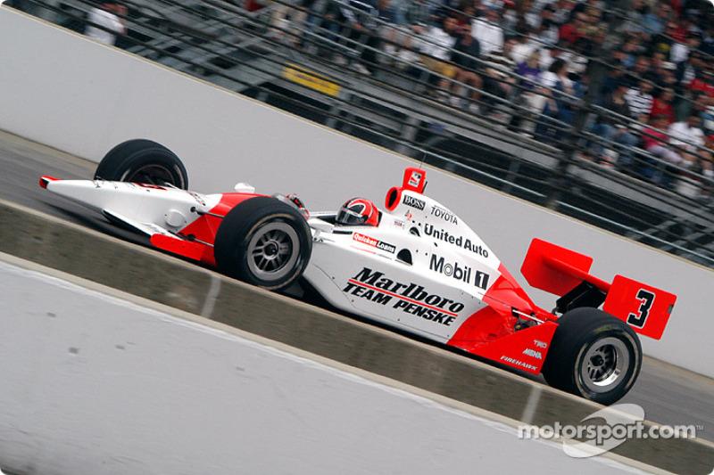 2003: упущенный шанс стать легендой Indy 500