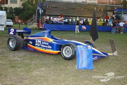 IPS car on display