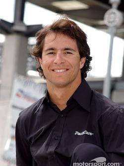 Newman/Haas announcement: Bruno Junqueira