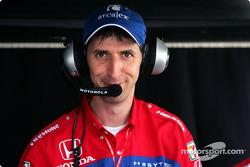 Mécanicien de l'Andretti Green Racing