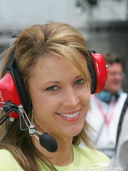 Nicole Manske, de WISH TV