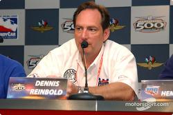 Press conference: Dennis Reinbold