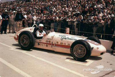 Rodger Ward's Indy 500 career in photos