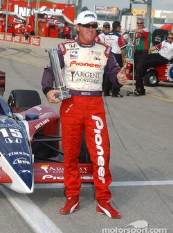 Pole winner Buddy Rice