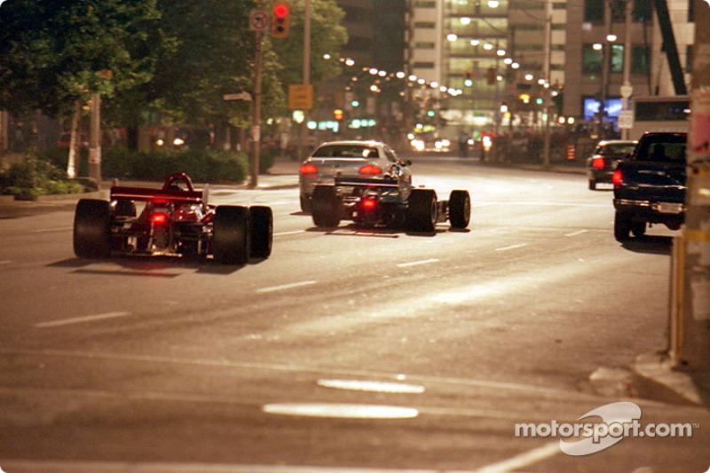 Racing in the street