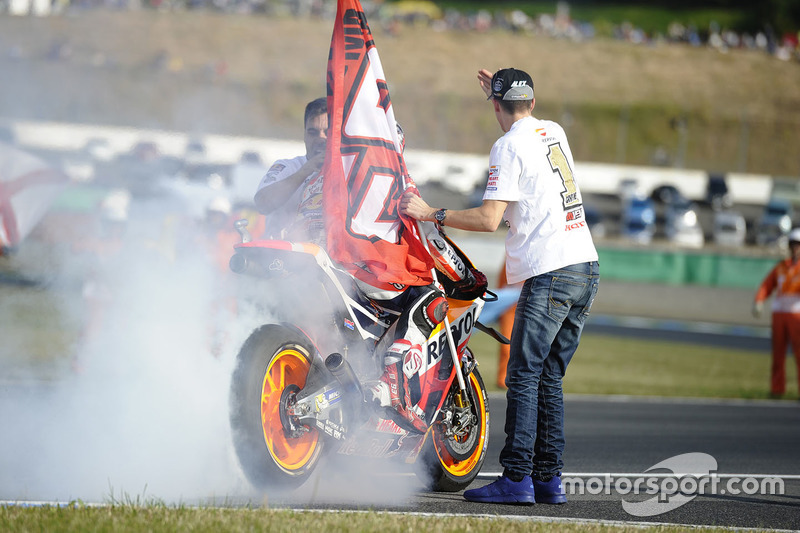 Гран При Японии. Победа