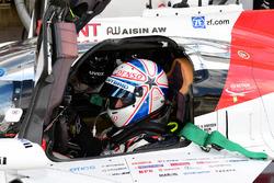 #5 Toyota Racing Toyota TS050 Hybrid: Anthony Davidson