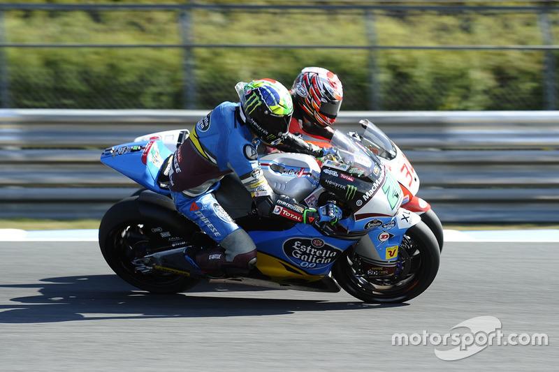 Franco Morbidelli, Marc VDS, Takaaki Nakagami, Honda Team Asia