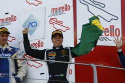 Nicolas Costa, Vincenzo Sospiri Racing festeggia sul podio