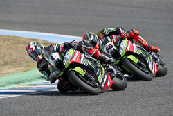 Джонатан Рей, Kawasaki Racing, Том Сайкс, Kawasaki Racing